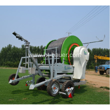 energy saving hose reel irrigator